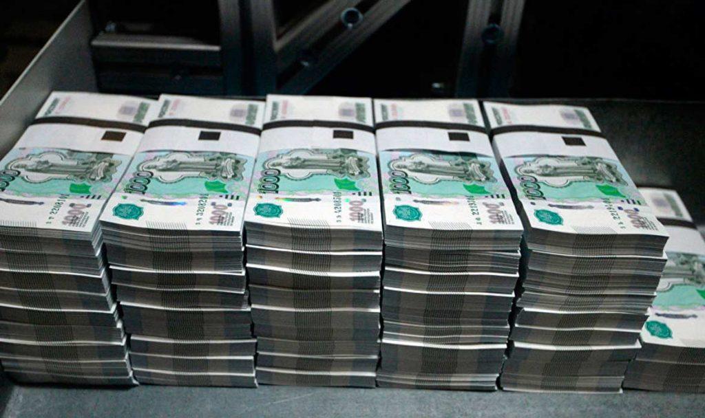 как выглядит миллион рублей картинка