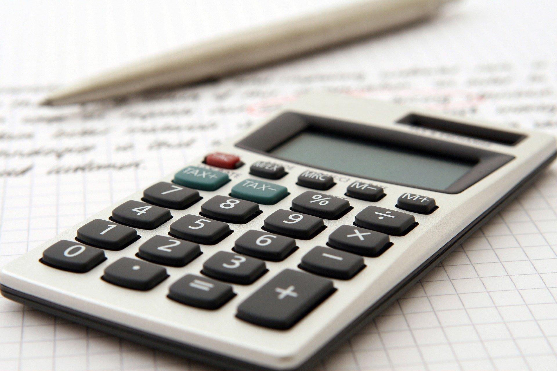 калькулятор онлайн бухгалтерское обслуживание