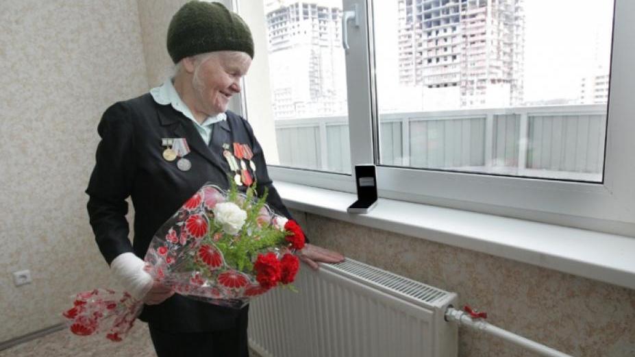 Начинается жилищный вопрос ветеранов войны спустя