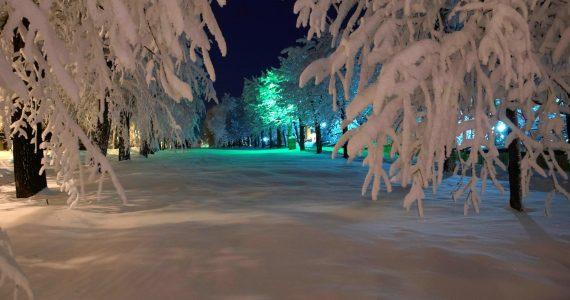 К Новому Году готов! Железноводск изменится к зимним праздникам