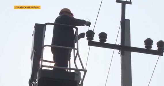 Ставропольские энергетики к зиме готовы