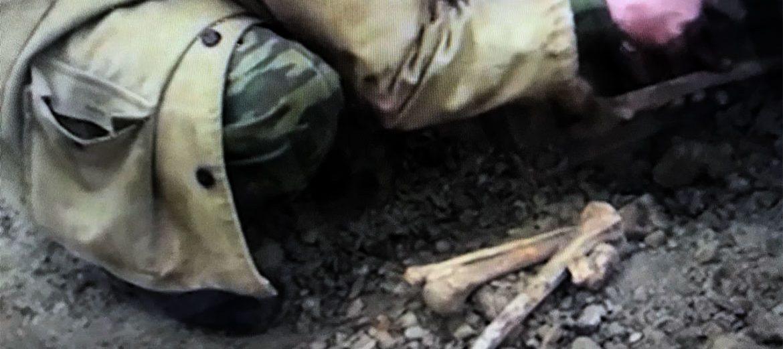 Останки ставропольских бойцов нашли в Волгоградской области.