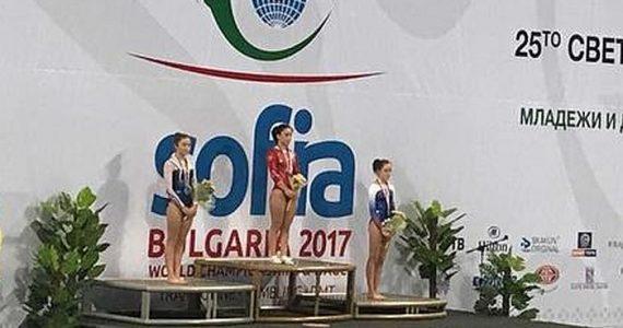Ставропольская акробатка стала лучшей в мире