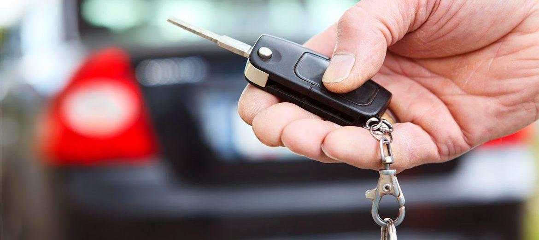 В Ессентуках молодой человек угнал автомобиль своей знакомой