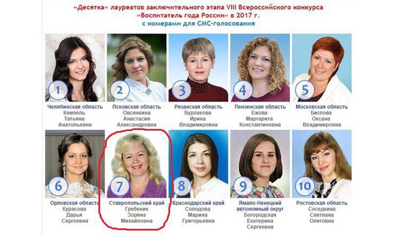 Поддержим воспитательницу изНевинномысска навсероссийском конкурсе!