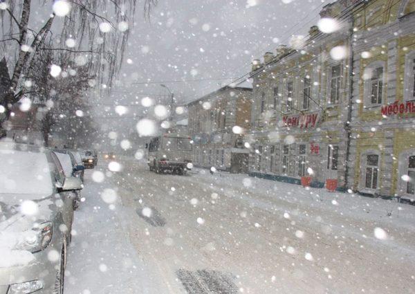 Ухудшение погодных условий – экстренное сообщение МЧС