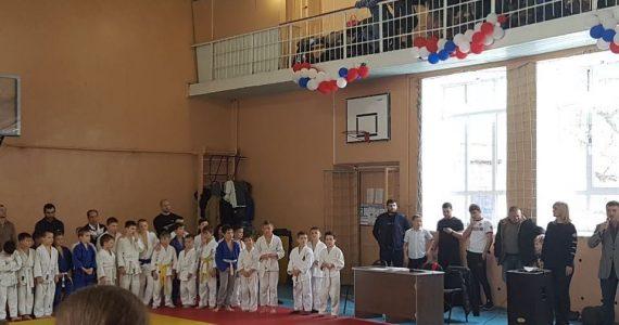 В Железноводске прошёл ежегодный краевой турнир по дзюдо