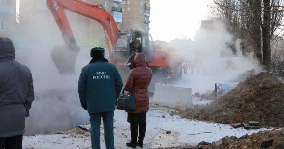 Водоснабжение в многоэтажках Ставрополя полностью восстановлено
