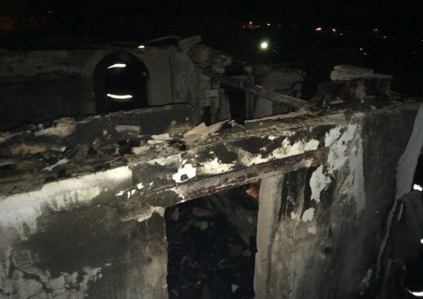Пожар в ставропольском ДНТ: один человек погиб, трое получили ожоги