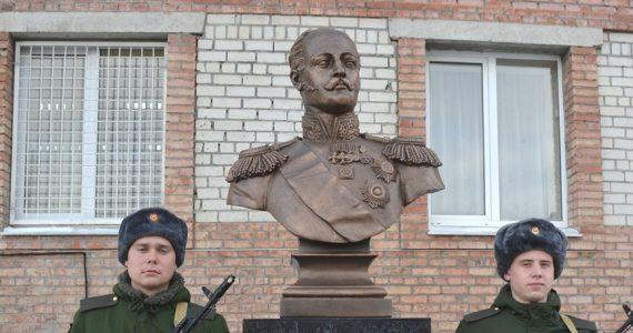 Памятник Николаю I появился в Невинномысске