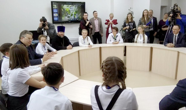 9января вюго-западном районе Ставрополя откроют школу №45