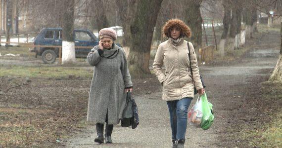 В селе Александровском готовятся к благоустройству Комсомольского парка