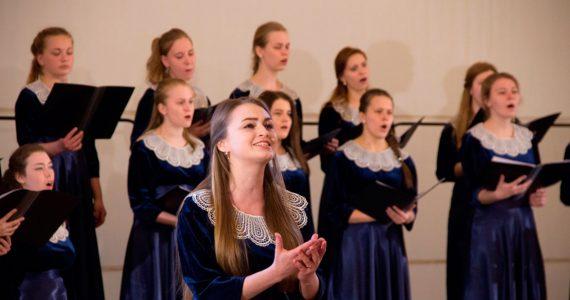 Региональный этап Всероссийского хорового фестиваля прошёл в Ставрополе