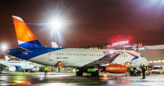 В аэропорту Ставрополя открывается прямой рейс до Санкт-Петербурга