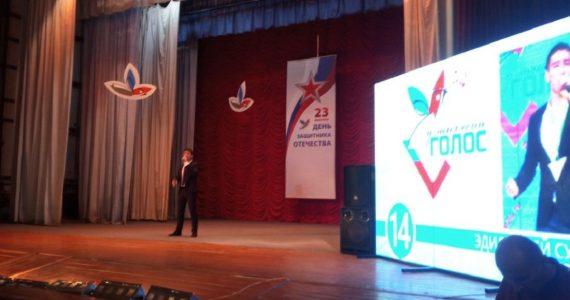 """Финалисты ставропольского талант-шоу """"У меня есть голос"""" дали концерт в станице Марьинской. ВИДЕО"""