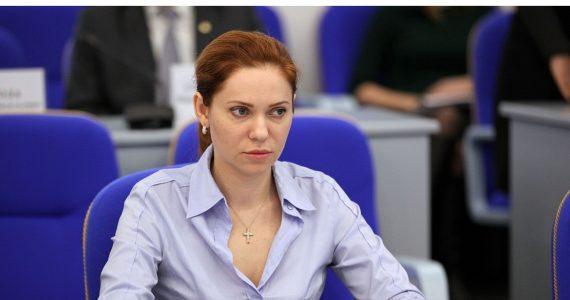 Третьим зампредом Думы Ставропольского края назначена Ольга Дроздова