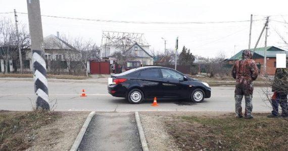 Пенсионер сбил 9-летнюю школьницу на пешеходном переходе в Невинномысске