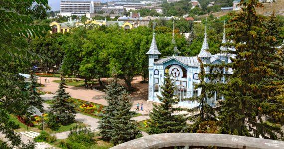 Деньги от курортного сбора в Пятигорске направят на ремонт Цветника