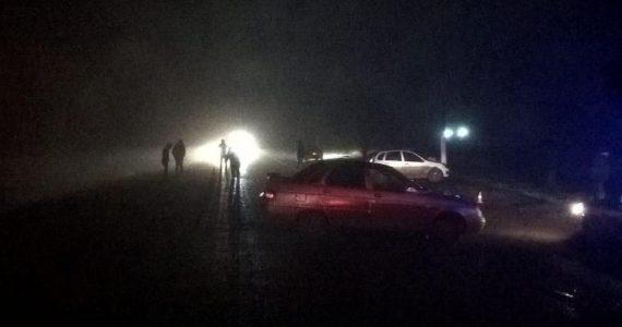 «Десятка» сбила насмерть пешехода на КМВ