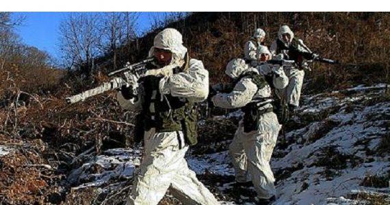 Учения по корректировке войсковой артиллерии начали разведчики из  Ставропольского края и Карачаево-Черкесии