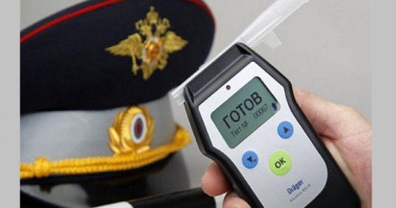 Нетрезвый водитель: в Ставропольском крае проходят рейды ГИБДД