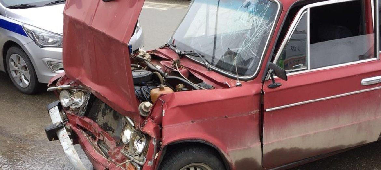 Пять человек получили ранения в ДТП с маршруткой в Ставрополе. Среди пострадавших – двое детей