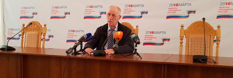 Зампред Общественной палаты Стаценко: жалоб о нарушениях на выборах в Ставропольском крае не поступало