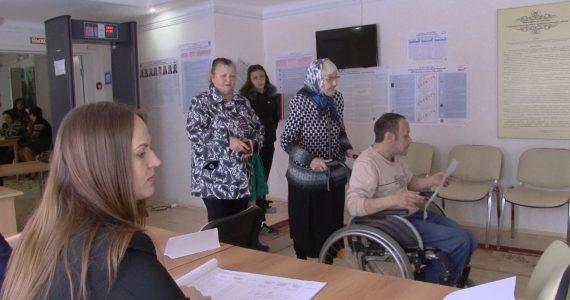 В Ставропольском крае обеспечивали равные возможности для голосования всем жителям