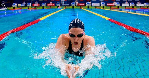Ставропольские пловцы успешно выступили на соревнованиях в Астрахани