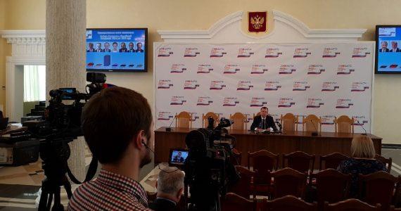 Председатель Ставропольского избиркома Демьянов: большинство сообщений о нарушениях на выборах – фейк