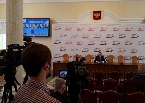 Абсолютным большинством в 80,55% ставропольцы поддержали Владимира Путина