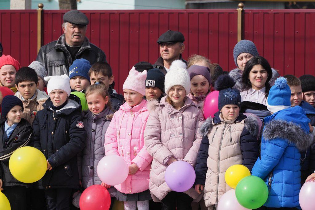 Дом культуры на4 населенных пункта открылся вНовоалександровском округе