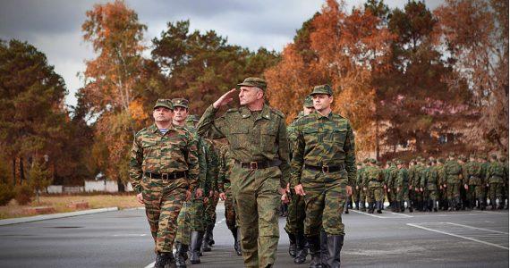 Ставропольских резервистов могут отправить на военные сборы