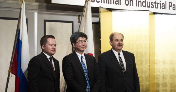 Японских инвесторов пригласили посетить предприятия Ставропольского края