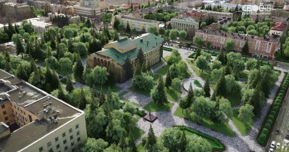 """В Пятигорске отремонтируют парк """"Цветник"""", в Кисловодске – несколько скверов, а в Железноводске преобразится территория вокруг городского озера"""