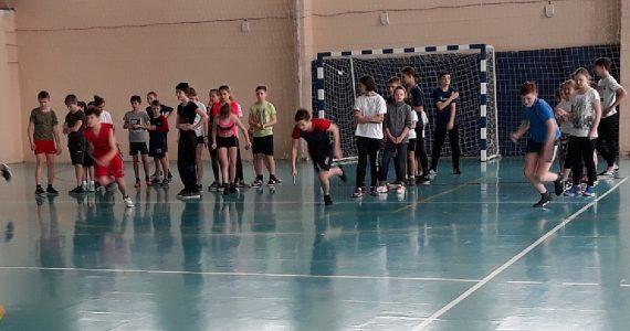 В Александровском районе прошла юбилейная спортивная эстафета