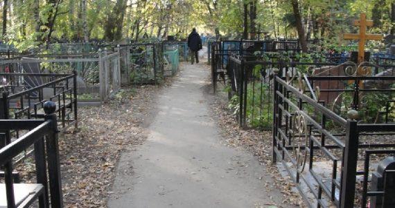 На кладбище в Ставрополе наши гранату, запал и 230 патронов