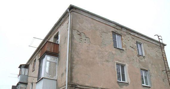 В Ставрополе рушится одна из многоэтажек