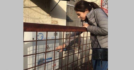 Молодёжь Кисловодска избавляется от запрещённых граффити