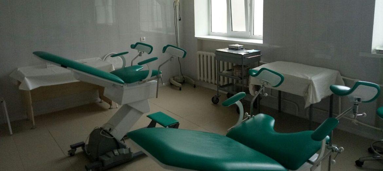 В Александровском районе отремонтировали хирургический корпус районной больницы