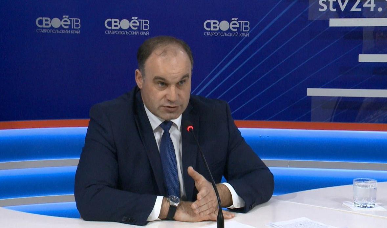 Амбиции Ставрополья: к 2020г выйти влидеры попроизводству тепличных овощей