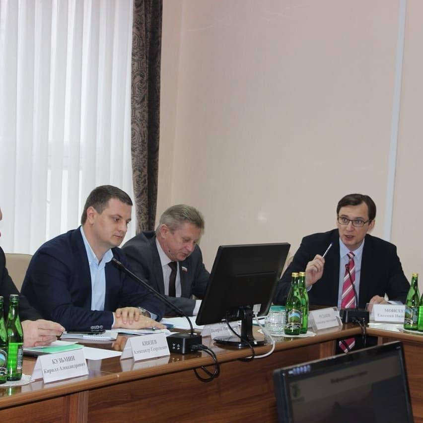 Улучшение инвестиционного климата врегионе обсудили вЖелезноводске