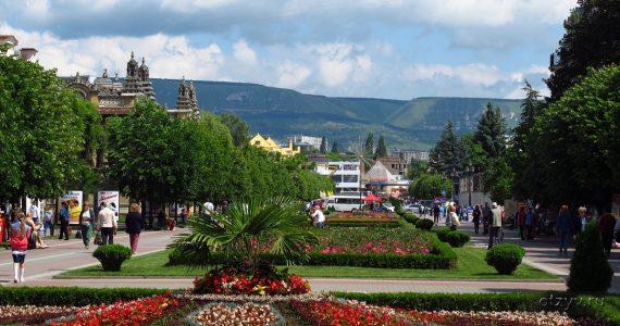 Турпоток в Кисловодск вырос на 6,2% с начала года