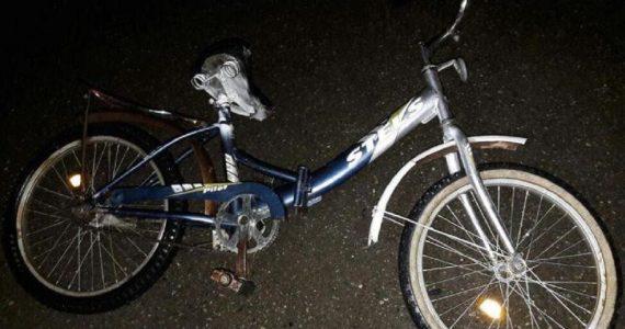 Ребёнок на велосипеде попал под колёса автомобиля на улице Шпаковской в Ставрополе