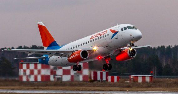 Авиарейсы «Минводы-Симферополь» открываются с 3 июня