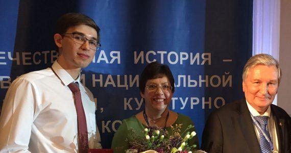 Ставропольский школьник победил во Всероссийской олимпиаде по истории