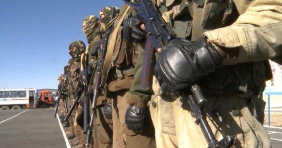 Оперативный штаб Ставропольского края проводит учения в Ессентуках и Предгорном районе