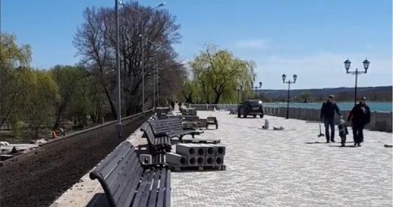 В Пятигорске ко Дню Победы откроют городской парк
