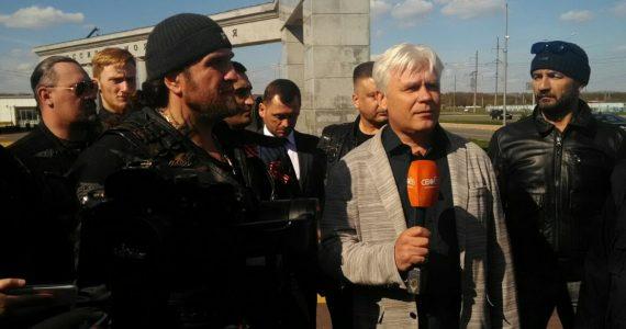 Хирург о пробеге «Ставрополь-Берлин»: мы пишем историю мотоциклами