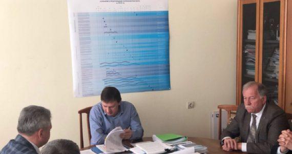 Готовность Ставропольского края к паводкам обсудили в Минприроды РФ